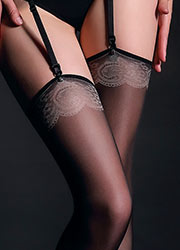 Giulia Secret 20 Fashion Stockings Zoom 2