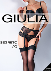 Giulia Segreto 20 Stockings Thumbnail