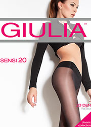 Giulia Sensi 20 Hipster Tights