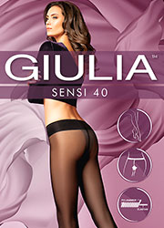 Giulia Sensi 40 Hipster Tights Zoom 2