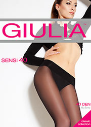 Giulia Sensi 40 Hipster Tights