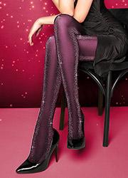 Giulia Shiny 60 Fashion Tights N.1 Zoom 2