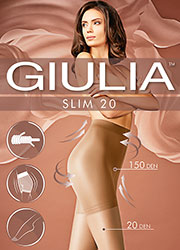 Giulia Slim 20 Shaping Tights Zoom 2