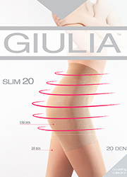Giulia Slim 20 Shaping Tights Zoom 1