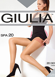 Giulia Spa 20 Tights