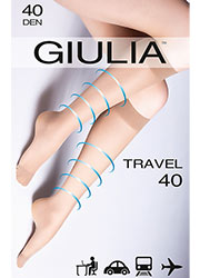 Giulia Travel 40 Knee Highs