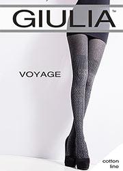 INEZ: Wool crouthless pantyhose