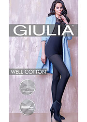 Giulia Well Cotton 150 Tights Zoom 2