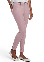 Hue Cuffed Essential Denim Skimmer Leggings