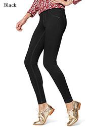Hue Essential Denim Leggings Zoom 3