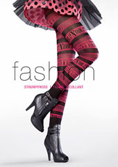 Hudson Music And Fashion Tights Zoom 1