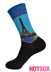 Hotsox Womens Paris Socks