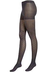 ITEM m6 Easy Line Women Diamond Diana Tights  Zoom 2