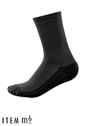 ITEM m6 Men Fine Ribbed Socks Zoom 1