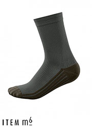 ITEM m6 Men Fine Ribbed Socks Zoom 2