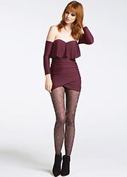 Jonathan Aston Blossom Tights  at Fashion Tights