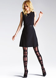 Jonathan Aston Checkers Tights