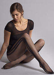 Jonathan Aston Dual Net Tights