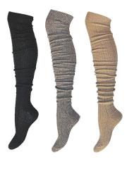Jonathan Aston Harmony Over The Knee Socks