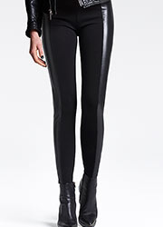 Jonathan Aston Perforated Leggings Zoom 2