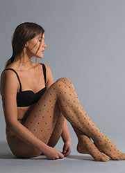 Jonathan Aston Polka Tights
