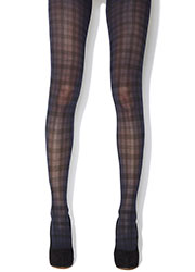 Jonathan Aston Tartan Tights