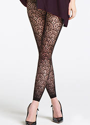 Jonathan Aston Treasure Footless Tights Zoom 2