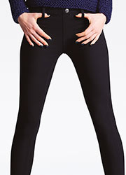 Jonathan Aston Twill Leggings Zoom 3