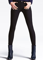 Jonathan Aston Twill Leggings Zoom 1