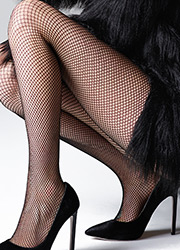 Jonathan Aston Fishnet Tights Zoom 2