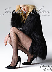 Jonathan Aston Fishnet Tights Zoom 1