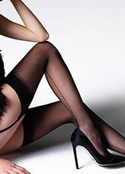 Jonathan Aston Seam & Heel Stockings Zoom 2