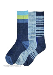 0d849a90e Kirkland Signature Ladies Trail Socks (3PP) In Stock At UK Tights