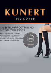 Kunert Fly and Care Cotton Socks Zoom 1
