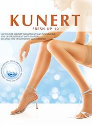 Kunert Fresh Up 10 Hold Ups