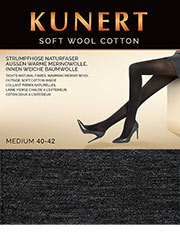 Kunert New Soft Wool Cotton Tights