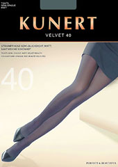 Kunert Velvet 40 Opaque Tights Zoom 1