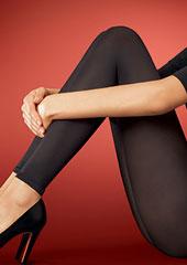 Kunert Warm Up Opaque Footless Tights Zoom 2