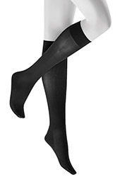 Kunert Warm Up Opaque Knee Highs Zoom 2