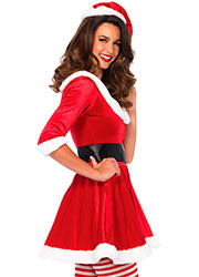 Leg Avenue Santa Sweetie Costume Zoom 2