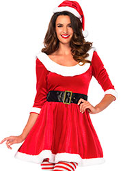 Leg Avenue Santa Sweetie Costume