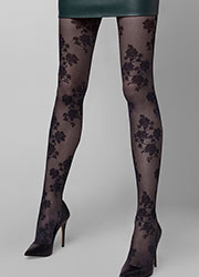 ee954abc40a Le Bourget Allure Dentelle Florence Tights In Stock At UK Tights