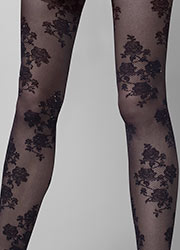Le Bourget Allure Dentelle Florence Tights Zoom 3