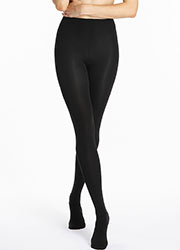 Le Bourget Chaud 100 Fleece Lined Tights Zoom 1