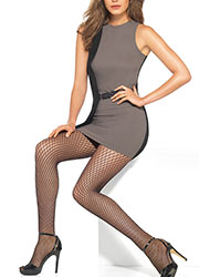 Le Bourget Nida Fishnet Tights Zoom 1
