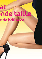 Le Bourget Eclat Touche de Brillance Plus Size Tights Zoom 2