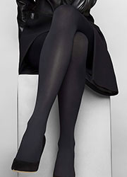 Le Bourget Heritage Luxe 60 Denier Tights Zoom 2