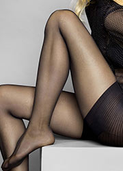 Le Bourget Heritage Luxe Affinant 20 Denier Tights Zoom 2