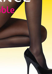 Le Bourget Irreprochable 30 Semi Opaque Tights Zoom 2