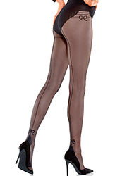 Le Bourget Mademoiselle Backseam Tights Zoom 2